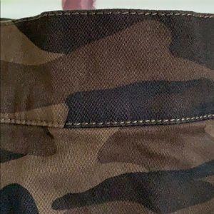 New York & Company Skirts - Camo Skirt